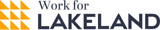 work for lakeland logo
